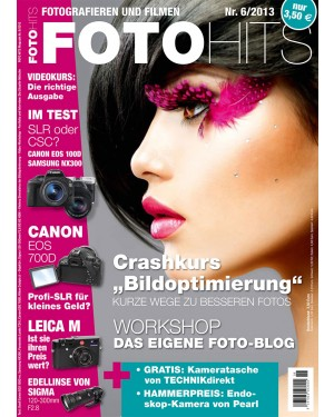 FOTO HITS Magazin 6/2013