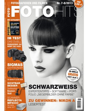 FOTO HITS Magazin 7-8/2013
