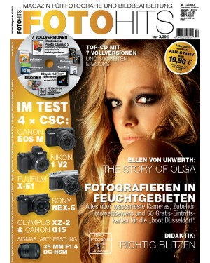 FOTO HITS Magazin 1-2/2013