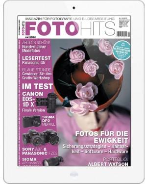 FOTO HITS Magazin 10/2012 E-Paper