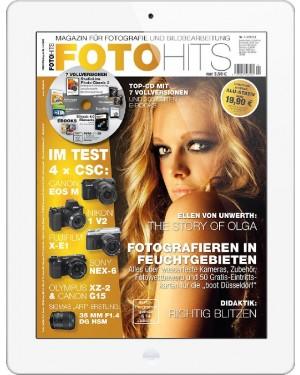 FOTO HITS Magazin 1-2/2013 E-Paper