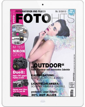FOTO HITS Magazin 5/2013 E-Paper