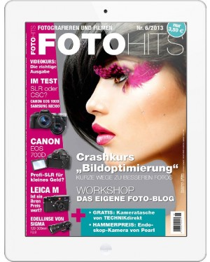 FOTO HITS Magazin 6/2013 E-Paper