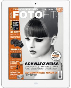 FOTO HITS Magazin 7-8/2013 E-Paper