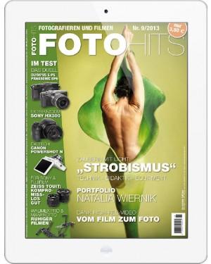FOTO HITS Magazin 9/2013 E-Paper