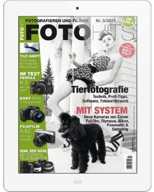 FOTO HITS Magazin 3/2014 E-Paper