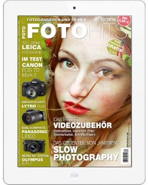 FOTO HITS Magazin 12/2014 E-Paper