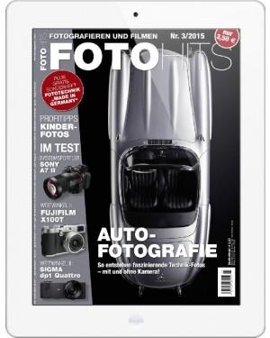 FOTO HITS Magazin 3/2015 E-Paper
