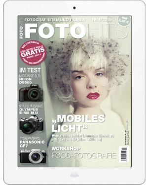 FOTO HITS Magazin 4/2015 E-Paper