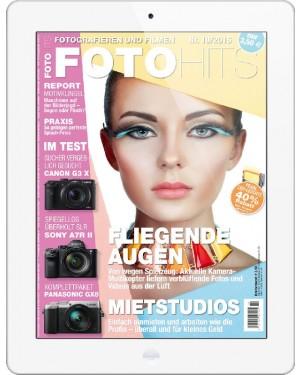 FOTO HITS Magazin 10/2015 E-Paper