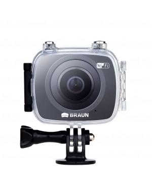 FOTO HITS Zwei-Jahres-Abo PRINT + BRAUN Champion 360 mit VR-Brille