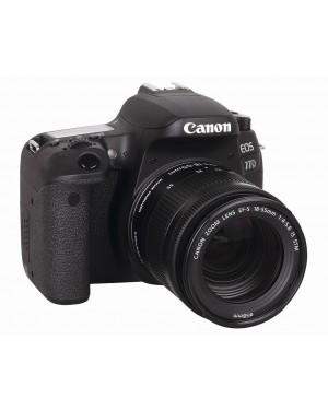 Canon EOS 77D: Bewährte Mittelklasse