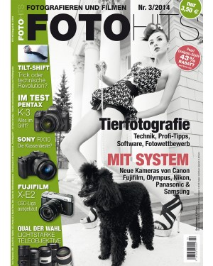 FOTO HITS Magazin 3/2014