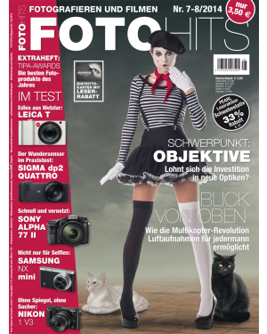 FOTO HITS Magazin 7-8/2014