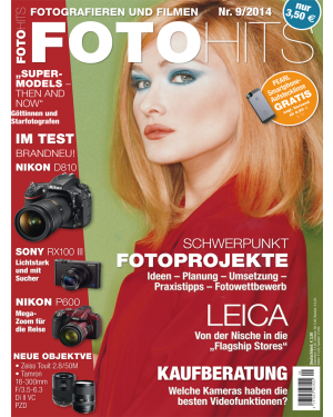 FOTO HITS Magazin 9/2014