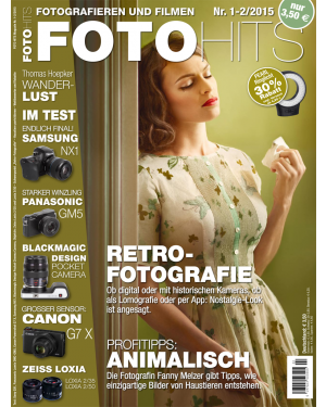 FOTO HITS Magazin 1-2/2015