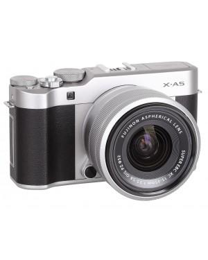 Fujifilm X-A5: Fast schwarz und kräftig