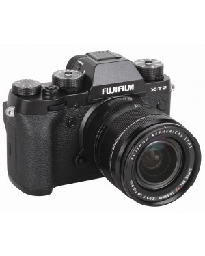 Fujifilm X-T2: Sprinter in der X-Klasse