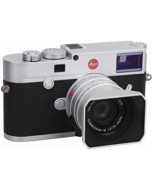 Leica M10: Edel statt vollschlank