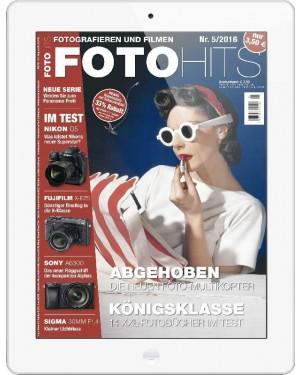 FOTO HITS Magazin 5/2016 E-Paper