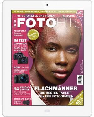 FOTO HITS Magazin 9/2016 E-Paper