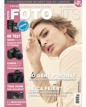 FOTO HITS Magazin 11/2016