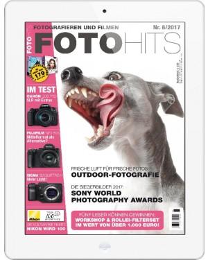 FOTO HITS Magazin 6/2017 E-Paper