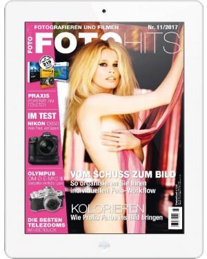 FOTO HITS Magazin 11/2017 E-Paper