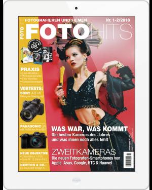 FOTO HITS Magazin 1-2/2018 E-Paper