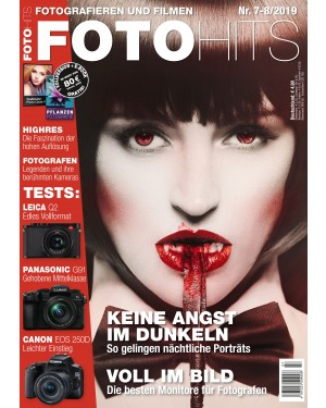 FOTO HITS Magazin 7-8/2019