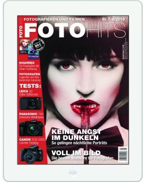 FOTO HITS Magazin 7-8/2019 E-Paper