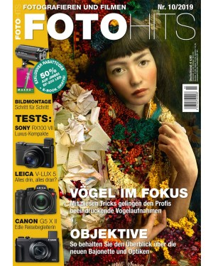 FOTO HITS Magazin 10/2019