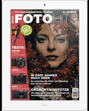 FOTO HITS Magazin 10/2020 E-Paper