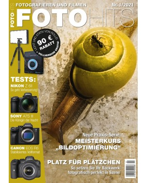 FOTO HITS Magazin 1/2021