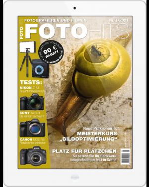 FOTO HITS Magazin 1/2021 E-Paper