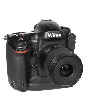 Nikon D4S: Sportiver Sprinter