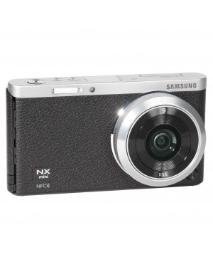 Samsung NX Mini: Schmaler Winzling
