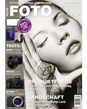 FOTO HITS Magazin 1-2/2020