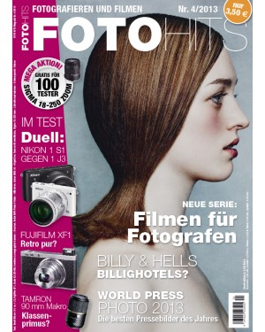 FOTO HITS Magazin 4/2013