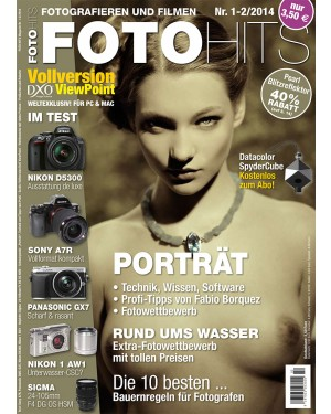 FOTO HITS Magazin 1-2/2014