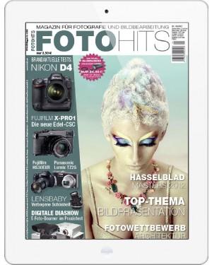 FOTO HITS Magazin 4/2012 E-Paper
