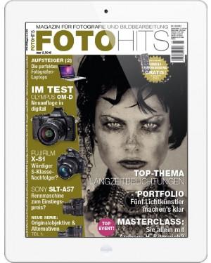 FOTO HITS Magazin 6/2012 E-Paper