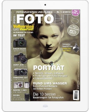 FOTO HITS Magazin 1-2/2014 E-Paper