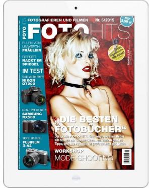 FOTO HITS Magazin 5/2015 E-Paper