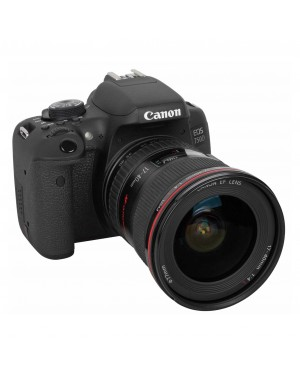 Canon EOS 750D: Doppelte Pixeldosis