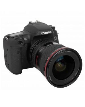 Canon EOS 760D: Doppelte Pixeldosis
