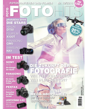 FOTO HITS Magazin 10/2014
