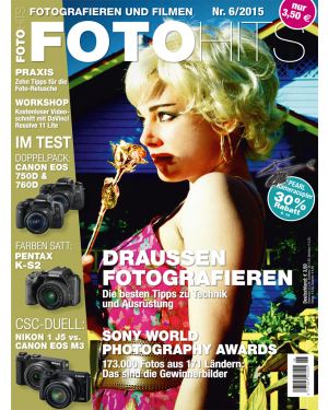 FOTO HITS Magazin 6/2015