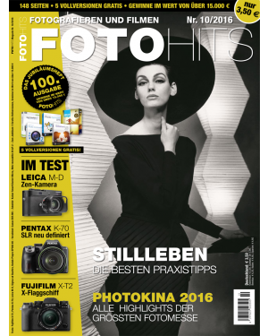 FOTO HITS Magazin 10/2016
