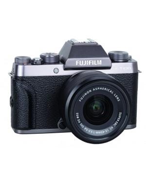 Fujifilm X-T100. Einsteiger, aber oho!